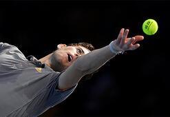 ATP Finallerinde Thiem, Djokovicİ yendi