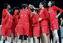 A  Milli Kadın Basketbol Takımı, yarın Sırbistana konuk olacak