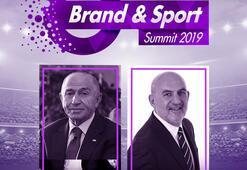 TFF Başkanı Nihat Özdemir, Brand & Sport Summit sahnesinde