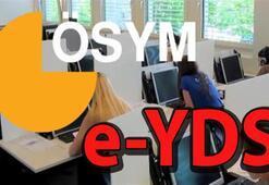 e-YDS 2019/13 İngilizce Başvuru başladı e- YDS ne sınavı zaman