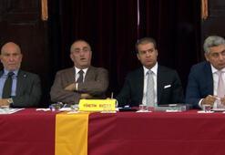 Galatasarayda kasım ayı olağan divan toplantısı başladı