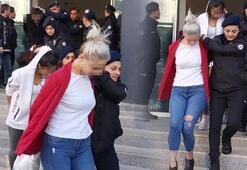 Uyuşturucu operasyonunda 21 kişi tutuklandı
