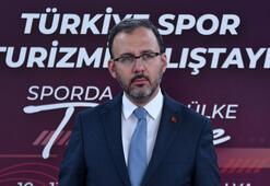 Bakan Kasapoğlu: EURO 2020nin anahtarını alacağız