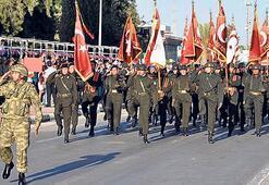 KKTC'nin 36. yılı törenle kutlanacak