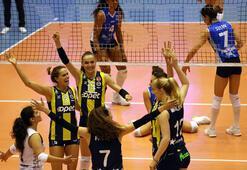 Aydın Büyükşehir Belediyespor-Fenerbahçe Opet: 0-3
