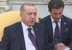 Erdoğan: Ferhat Abdi Şahin, Apo denilen bölücü terör örgütü başının aslında manevi evladıdır