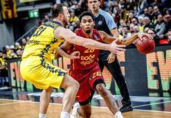 EWE Baskets-Galatasaray Doğa Sigorta: 79-72