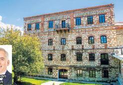 Büyükşehir, tarihi yapıları koruyor