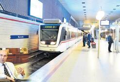 Karabağlar metrosu için ilk adım