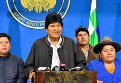Bolivyada Moralesi istifaya çağıran generale şok