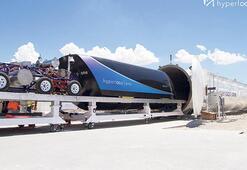 Hyperloop CEO'su ses hızında seyahati anlatacak