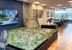 Sur Yapı Almanya'da showroom açtı