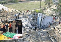 Gazze diken üstünde
