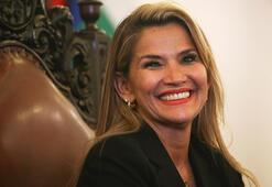 ABDden Bolivyada geçici devlet başkanı olan muhalif senatöre tebrik