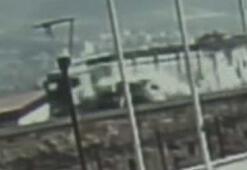 Kayserideki ölümlü kazanın güvenlik kamera görüntüleri ortaya çıktı