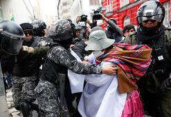 Morales: Bazı milletvekilleri meclise alınmadı