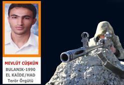 Turuncu listedeki terörist İstanbulda yakalandı