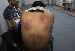 Düzensiz göçmenlerin Yunan askerlerince darbedilip Türkiyeye  gönderildiği iddiası