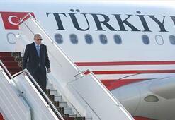 Cumhurbaşkanı Erdoğan ABDden döndü