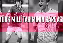 Türk Milli Takımının gençleri dikkat çekiyor