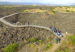 Manisa Volkanik Jeoparka akın var