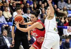 Sırbistan - Türkiye: 59-56