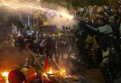 Hong Kongun en acil meselesi şiddeti sonlandırmak