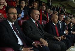 Cumhurbaşkanı Erdoğan: Rakiplerin korkulu rüyasıyız