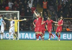 A Milli Futbol Takımında EURO 2020 coşkusu