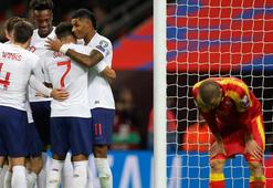 İngiltere - Karadağ: 7-0