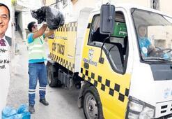 'Çöpü alınmamış sokak kalmayacak'