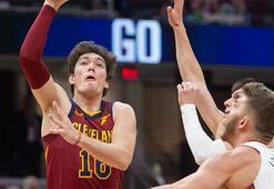 Mağlup olan Cavaliersta Cediden 12 sayı: 97-108