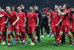 A Milli Futbol Takımı, ilklerle EURO 2020de