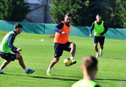 Medipol Başakşehir, Galatasaray maçı hazırlıklarını sürdürdü