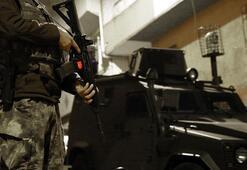 Mardinde terör operasyonu: 10 gözaltı