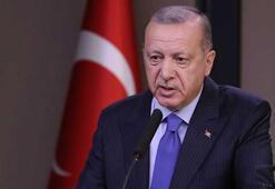 Cumhurbaşkanı Erdoğandan KKTC mesajı