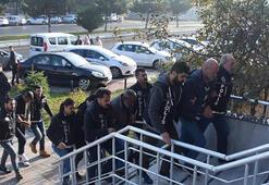 Bozüyük'te uyuşturucu operasyonuna 3 tutuklama