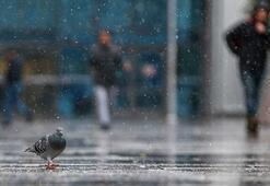 Meteoroloji  il il uyardı Sağanak yağış geliyor
