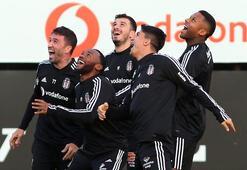 Beşiktaşta Konyaspor hazırlığı