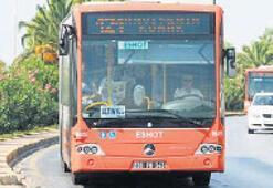 ESHOT'tan iki yeni otobüs hattı daha