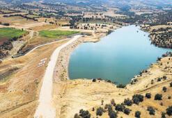 Dervişli Barajı, 30 dekara can verecek