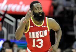 Harden 44 sayı attı, Houston kazandı