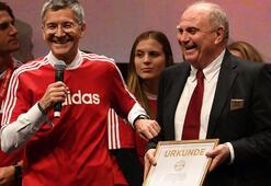 Bayern Münihte Uli Hoeness dönemi sona erdi