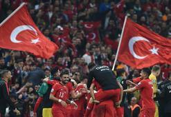 Türkiye, grup liderliği için sahada
