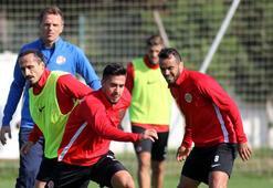 Antalyasporda Stjepan Tomas ile ikinci çalışma