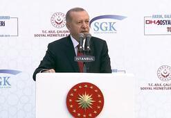 Cumhurbaşkanı Erdoğandan flaş erken emeklilik açıklaması