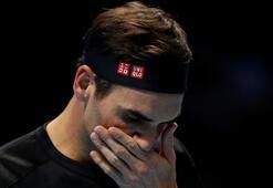 Federer yarı finalde elendi