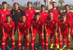 Türkiye - Karadağ: 2-1