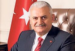 Girne Üniversitesi'nden Yıldırım'a fahri doktora
