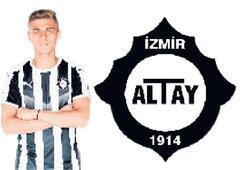 Altaylı Kazımcan Cimbom'un listesinde